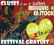 Musiques en stock - Cluses - HAUTE SAVOIE, festival rock gratuit pour les ados et adultes