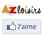 Suivez AZ-loisirs sur facebook