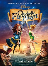 Clochette fée pirate