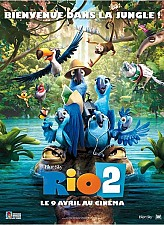 Rio2 film d'animation