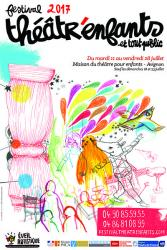 festival theatre enfants avignon