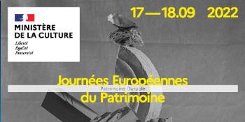 Les journées europeennes du patrimoine