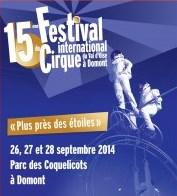 festival du cirque domont